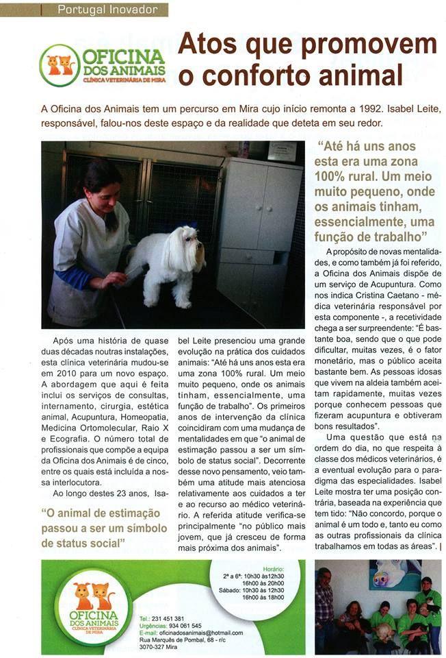 Revista Portugal Inovador nº 68, Jornal Público, 14 Abril 2015
